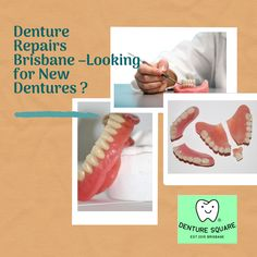Restore the appearance of your #smile by calling Denture Repairs Brisbane! We recommend a solution that best meets your #denture needs.  #denturerepair #Brisbane #teeth #dentist #dentistry #dentalhealth Teeth Dentist, Dental Group, Dental Health, Dentistry, Restore, Brisbane, Smile, Oral Health, Dental Care