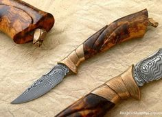 Handmade Knives, Pens and Other Functional Art