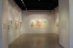 Installation view of Woven Thoughts at Feheley Fine Arts, Toronto, September photograph by Renzo Fernandez. Canadian Art, Detailed Drawings, September 2014, Art World, Book Art, Toronto, Photograph, Thoughts, Life