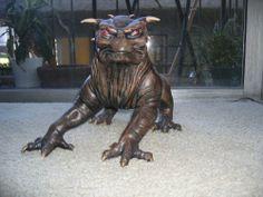 Ghostbusters  Vinz Clortho, Terror dog