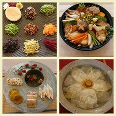 진관사-사찰 음식 체험( Korean temple cuisine experience )