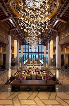 武汉光谷希尔顿酒店 Hilton Wuhan Optics Valley_极致之宿