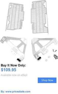 Power Sports ATVs UTVs: Devol Radiator Guards 0101-2508 BUY IT NOW ONLY: $109.95 #priceabatePowerSportsATVsUTVs OR #priceabate