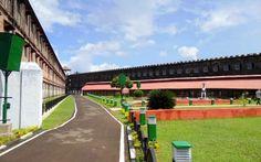 Kala Pani Cellular Jail in the Andaman and Nicobar Islands, India - HitFull.com