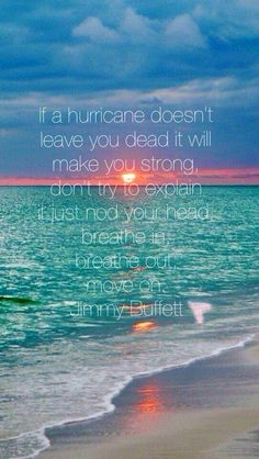 Favorite quote by my favorite man. #jimmybuffett