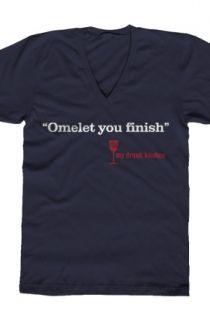 Omelet you finish - classic my drunk kitchen: http://www.youtube.com/watch?v=glwkK7turPY