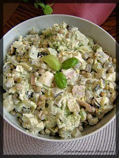 Pasta Salad, Potato Salad, Potatoes, Tasty, Healthy Recipes, Homemade, Ethnic Recipes, Food, Diet