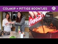 ▶ FOODGLOSS - Colakip + pittige boontjes - YouTube