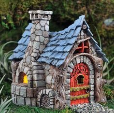 1000 images about fairy houses and miniature things on pinterest fairy houses fairy doors - The tiny house village a miniature settlement ...