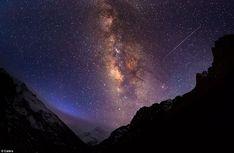 Milky Way 明日は七夕か・・・