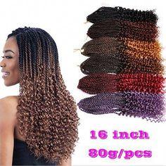 # Braids africanas twist Senegalese Twist Crochet Braid Curly End Dreadlock Synthetic Hair Extension Curly Hair Braids, Braids With Curls, Long Box Braids, Curly Hair Styles, Natural Hair Styles, Hair Twists, Micro Braids, Senegalese Twist Crochet Braids, Senegalese Twist Hairstyles