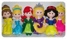 princesas da disney feltro - Pesquisa Google