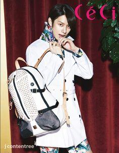 Kim Heechul for Ceci Magazine (May 2014)