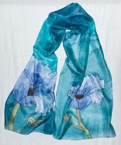 Błękitne Anemony w SILVIAQUARIUS ART FOTOGRAFIA I RĘKODZIEŁO na DaWanda.com