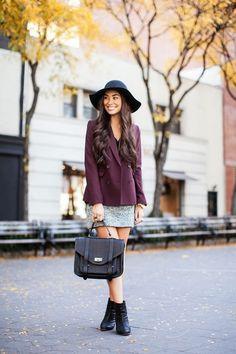 GiGi New York I With Love From Kat Fashion Blog I Hayden Satchel