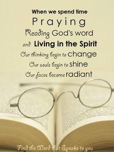 Spend time #Praying...more at http://pray.christianpost.com #pray #God #Bible #Spirit