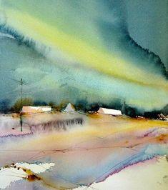 Бьорн Бернстрем (Björn Bernström) родился в 1966 году в шведской глубинке, переехав в возрасте 20 лет в столицу государства — Стокгольм. Там он обучился изобразительному искусству, после чего нашел свой стиль и начал профессионально рисовать акварельные пейзажи. #contemporary_art #акварель #пейзаж https://vk.com/contemporary_art