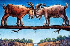 2 kecske megy a hídon… Egy szuper pszichológiai teszt, amit neked is meg kell oldanod! - MindenegybenBlog