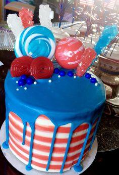 Awe Inspiring 82 Best Flag Cake Images Flag Cake Cake Fourth Of July Funny Birthday Cards Online Fluifree Goldxyz