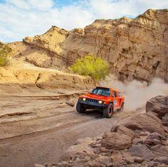 Robby Gordon Dakar 2014