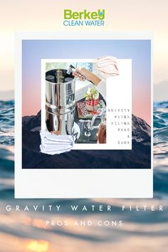 If you are looking for a gravity water filter system this article is for you.  In this post we look at the pros and cons of each sort of home water filtration system.  We are specifically going to look at the pros and cons of buying and using a gravity water filtration system.  Click the picture to read this blog post. Home Water Filtration, Water Purification, Water Filter, Filters, Health, Blog, Pictures, Photos, Health Care