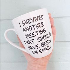 When you really need coffee!!! Such a funny quote about work!