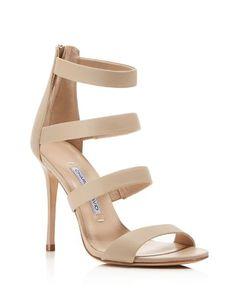 Charles David Olina Strappy High Heel Sandals