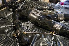 bound and encased