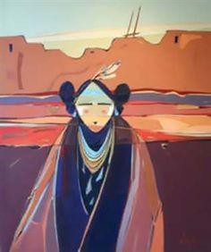 dan namingha paintings - Google Search