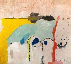 Tales of Genji I, Helen Frankenthaler Helen Frankenthaler, Robert Rauschenberg, Jackson Pollock, Joan Mitchell, Kandinsky, Abstract Painters, Abstract Art, Post Painterly Abstraction, Collage