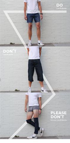 Fashion advices.