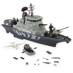 True Heroes Sentinel 1 TH Battleship Action figures Military vehicles NEW Gi Joe, Toys For Boys, Kids Toys, Toddler Toys, Baby Toys, Armadura Ninja, Kids Toy Shop, Army Men Toys, Festa Hot Wheels