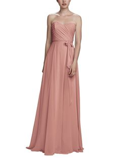 Take a look at this gorgeous Amsale Jaycie bridesmaid dress in rose fabric! Available in sizes and tons of colors at Brideside. Shop online, try at home or visit one of our showrooms! Gown Drawing, Pink Bridesmaid Dresses, Designer Wedding Gowns, Trendy Collection, Bohemian Wedding Dresses, Trendy Fashion, Bridal Gowns, Fashion Dresses, Rose