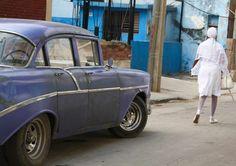 streetlife havanna Cuba, Antique Cars, Antiques, Vehicles, Autos, Vintage Cars, Antiquities, Antique, Car