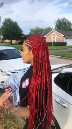 Twist Braid Hairstyles, Braided Hairstyles For Black Women, Baddie Hairstyles, African Braids Hairstyles, Twist Braids, Weave Hairstyles, Hairstyles Videos, Twists, Short Hairstyles