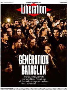 """PARTAGE DE DOMINIQUE  DELPORT............SUR FACEBOOK.............."""" LE BATACLAN """" ( 1864 ) SITUÉ AU 50 BOULEVARD VOLTAIRE 75011 PARIS............ Boulevard Voltaire, Le Bataclan, Newspaper Cover, Very Bad, Death Metal, Embedded Image Permalink, Rock Bands, Movie Posters, November 2015"""