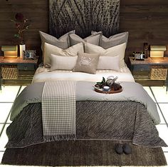 1000 images about bedrooms on pinterest zara home for Zara home bedroom ideas