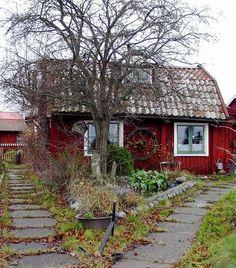 ...swedish inspiration... Gartenhaus