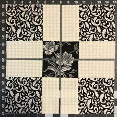Quilting Magic: Tricks for Disappearing Blocks - Quilting Magic: Tricks for Disappearing Blocks Quilt Square Patterns, Patchwork Quilt Patterns, Pattern Blocks, Square Quilt, Quilting Patterns, Quilting Tips, Art Quilting, Modern Quilting, Quilting Tutorials