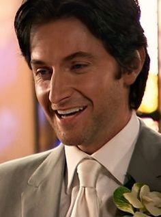 Richard Armitage as Harry Jasper Kennedy in The Vicar of Dibley (2006-2007) Harry's wedding to the Vicar