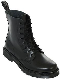 Boots & Braces Easy 8-Loch Stiefel