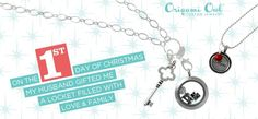 www.samanthabradford.origamiowl.com 1st Day of Christmas Twelve Days of Christmas Sale #family #familylocket #giftidea