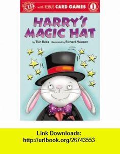 Innovative Kids Readers Harrys Magic Hat - Level 1 (Innovative Kids Readers Level 1) (9781584766100) Tish Rabe, Richard Watson , ISBN-10: 1584766107  , ISBN-13: 978-1584766100 ,  , tutorials , pdf , ebook , torrent , downloads , rapidshare , filesonic , hotfile , megaupload , fileserve