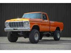 Ford highboy, I love these trucks.