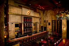 Red Square Restaurant & Vodka Bar   Las Vegas   drink a shot in the ice room