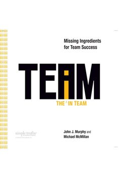 Cultivating high-performance teamwork is like growing a garden. We get out of it what we put into it. The i in Team challenges common misperceptions about teamwork and exposes the critical ingredients missing from many of today's teams, businesses, and organizations. In it, authors Michael McMillan and John Murphy show you how to experience a paradigm shift, transcending independent thinking and unleashing interdependent power. This audiobook will show you how to tap the unique potential…