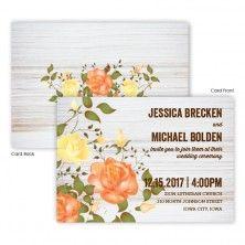 Arianna Wedding Invitations