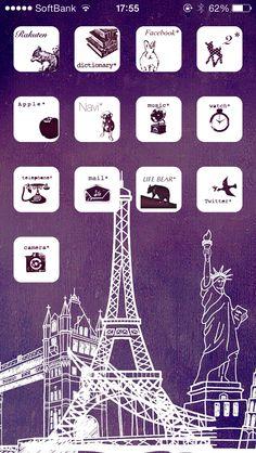 #cocoppa #iphone #cute #icon #wallpaper