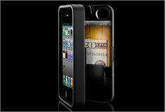 iPhone Case with Hidden Storage