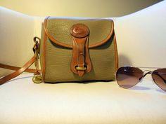 Dooney & Bourke Small Essex Bag in Taupe by TheAdventurersLegacy, $55.00